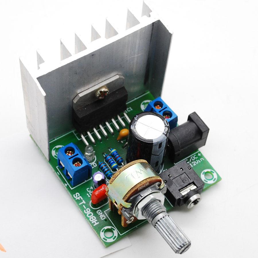 Интегральная микросхема DIY AC/DC12V TDA7297 Rev 2 * 15W TDA7297-A мультиметр uyigao ac dc ua18