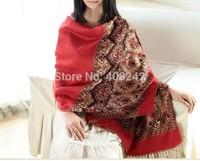 Free shipping 2014 Fashion  High Quality  Lady's Pashmina Shawl