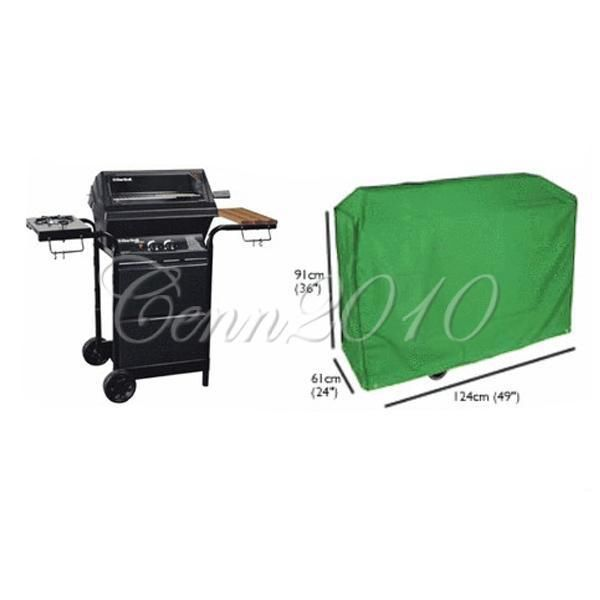 Details about Waterproof BBQ Cover Outdoor Garden Wagon Barbecue Grill Protector 124x61x91cm(China (Mainland))