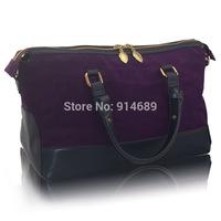Big leather handbag new shoulder bag Shoulder Messenger Bag minimalist fashion big bag lady