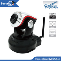 IP Camera HD 720P Security Camera Wireless Camera Motion Detection Two Way Audio Support SD Card With P2P Night Vision IR CUT