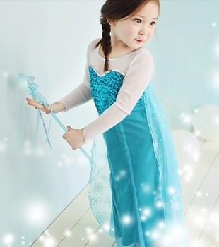 Elsa From Frozen Dress