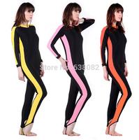 UPF50+ Lycra Rash Guard Swimming Diving Full Body Suit Wetsuit Surf Suit Diving Suit Women Water Sport Suit XXL/XXXL/XXXXL