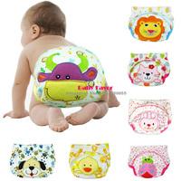 Bebe Infantil Baby Girls Boys Kids Newborn Training Pants Underwear Washable Reusable Cloth Diapers Nappy Cover Fralda Wholesale