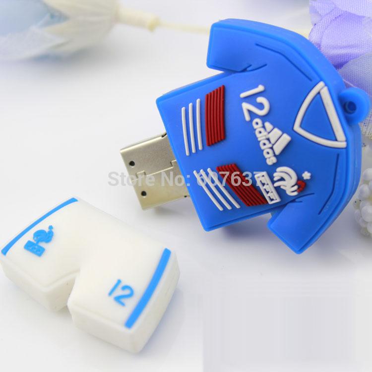 U Disk pen drive Henry football clothes 4G/8G/16G/32G/64G usb flash drive flash memory stick pendrive min(China (Mainland))