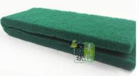 "free shipping25"" Rectangle Sponge Filter Green for Fresh Water Fish Tank 2PCS"