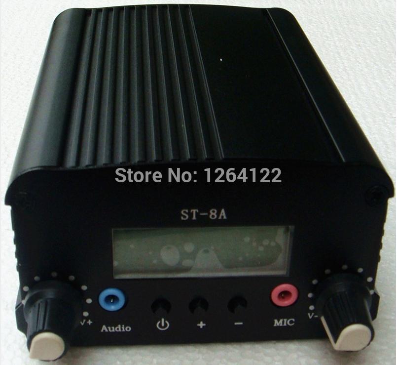 7W FM Stereo FM transmitter broadcast radio station ST-8A(China (Mainland))