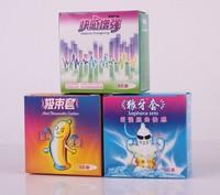 Freeshipping 24PCS Sophora Condom,8 Pleasure Enhanced 8 Extreme Bound 8 Spike Condoms,Sex Product Penis Sleeve