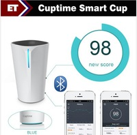 The World's First One Smart Cup  2014 NEW Original Cuptime Brand Health Care Cup for  Smartphones Bluetooth Capacity 380mL