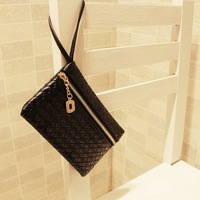 Fashion Design Women Handbag Hot Selling Coin Purse Good Type Designer Handbags High Quality Zipper Knit Small Bag