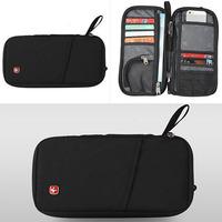 HOT SALE Men Organizer Wallets 2014 New Fashion Professional Business Card Bag Multifunction Card Package Men Wallets SA-8620