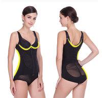 New 2014 Sexy Body Waist Cincher Women Bodysuit Training Slimming Corset Underwear Shaper