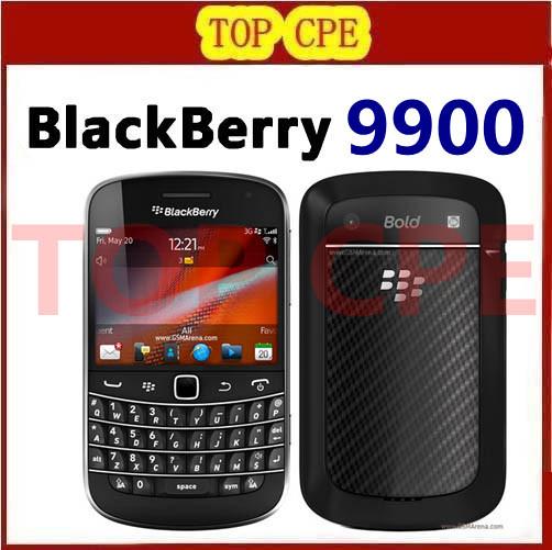 Refurbished Original BlackBerry Bold Touch 9900 Unlocked Mobile Phone Internal 8GB Memory 3G Smartphone 5MP Camera(China (Mainland))