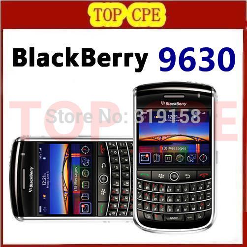 BlackBerry Tour 9630 original Refurbished mobile phone quadband unlocked 3G bb Free shipping(China (Mainland))
