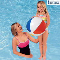USA INTEX 59020 four-color inflatable beach ball