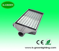professional manufacturer of LED street light 112W IP65 with Bridgelux chip high efficience round lamp express free shipping