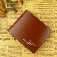 Top Quality Wallets For Men New Design Genuine Leather Man Purse Men Wallet