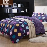 Free shipping cheap slanting stripe bedding cotton 100% cotton duvet cover single double duvet cover quilt