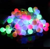 New ! wedding led ball lamp globe lights 10M/pack 72LEDs solar ball lights for garden ,globe string lights ,string led balls