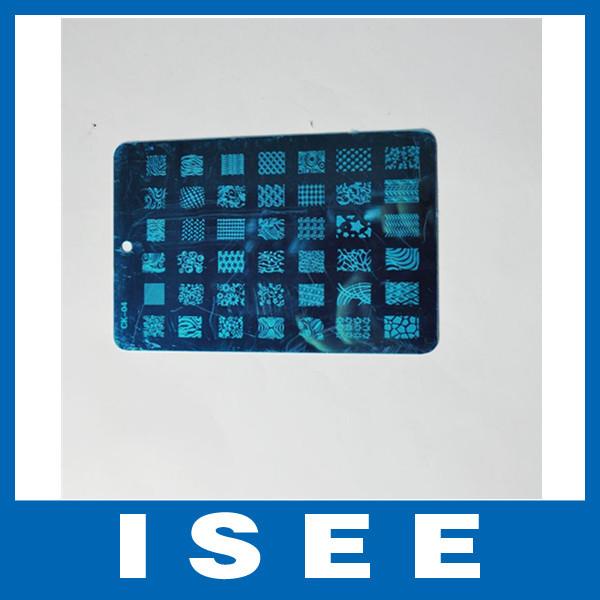 Big sale Nail Art Image Stamp Metal Plates Polish Stamping Image DIY Template Manicure Tool(China (Mainland))