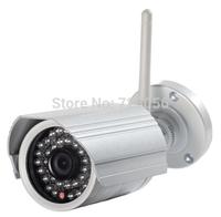 HD 1.0Megapixel 1MP 720P  Mini Outdoor Indoor Wireless IP Camera WIFI,P2P IP Camera,Onvif2.3,15m IR,support 32G TF card