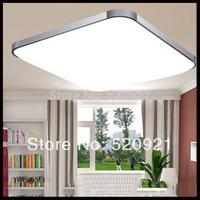 AC85-265V Led ceiling light square Led ceiling light LED ceiling lamp 390mm 18W living room/bedroom/balcony lights modern lamps