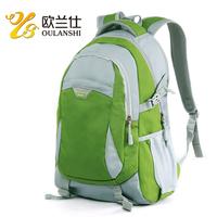 Wholesale Travel Backpack for female backpack school bag  double-shoulder outdoor travel bag kids school backpack preppy style