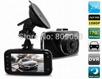 "2014 New GF8000H 2.7"" Car Dvr Recorder Novatek 96650 Built In WDR G-sensor Day/Night Vision Mode 1920*1080P Full HD  Dash Cam"
