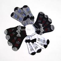 4pair/Lot Male soccer socks sports socks quality socks free shipping
