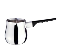 Wholesale - Free shipping Kinox 8059/105 Turkish coffee pot  900ml, milk pan,Polished finish surface,18/10 stainless steel