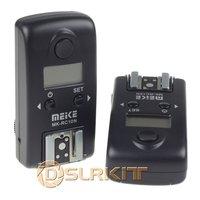 Meike MK-RC10N 1/8000s Wireless LCD TTL Studio Flash Trigger for Nikon Camera
