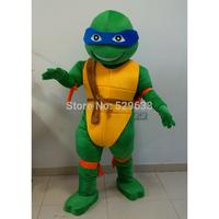 Luxury 3D Teenage mutant ninja turtles mascot  the adult size teenage mutant ninja turtles mascot costume, free shipping
