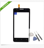 Black Touch screen digitizer for Huawei Ascend G510 U8951 T8951 5pcs/1lot+1 set free open tools Free shipping