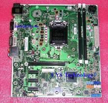 Free shipping for original desktop Motherboard for Joshua H-JOSHUA-H61-uATX  Mainboard 696233-001 Intel H61 LGA 1155(China (Mainland))