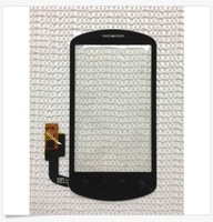 5pcs/1lot+1 set free open tools For Huawei U8800 IDEOS X5 Touch Screen Digitizer Glass Panel original with free shipping