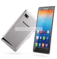 High quality Lenovo Vibe Z K910 5.5'' IPS Quad core CPU 2GB RAM 5MP/ 13MP Dual Camera