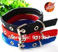 Hot sale Free shipping Colors Soft lining polypropylene foam pet dog collars #H0057