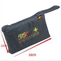 Professional ! Emergency Survival FIRST AID KIT Bag for  CAR