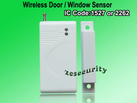 Wireless Window Door Magnetic Sensor Entry Security Alarm CE/Rohs Approved
