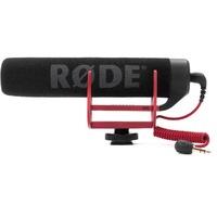 Rode VideoMic GO On-Camera Shotgun Microphone for Canon Nikon Sony DSLR DV Camcorder