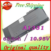 "[Original quality] New Laptop Battery For Apple MacBook Pro 15"" 17"" Series ,Replace: A1331 A1342 battery , Free shipping"