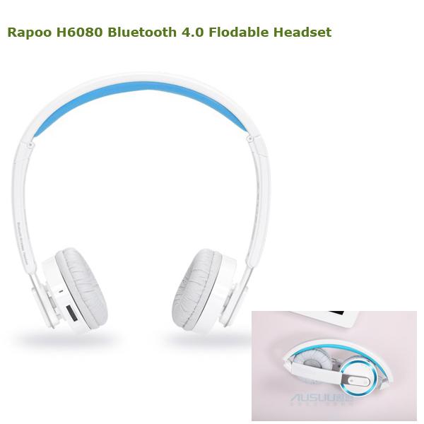 Hd auricolare stereo con microfono interno design pieghevole