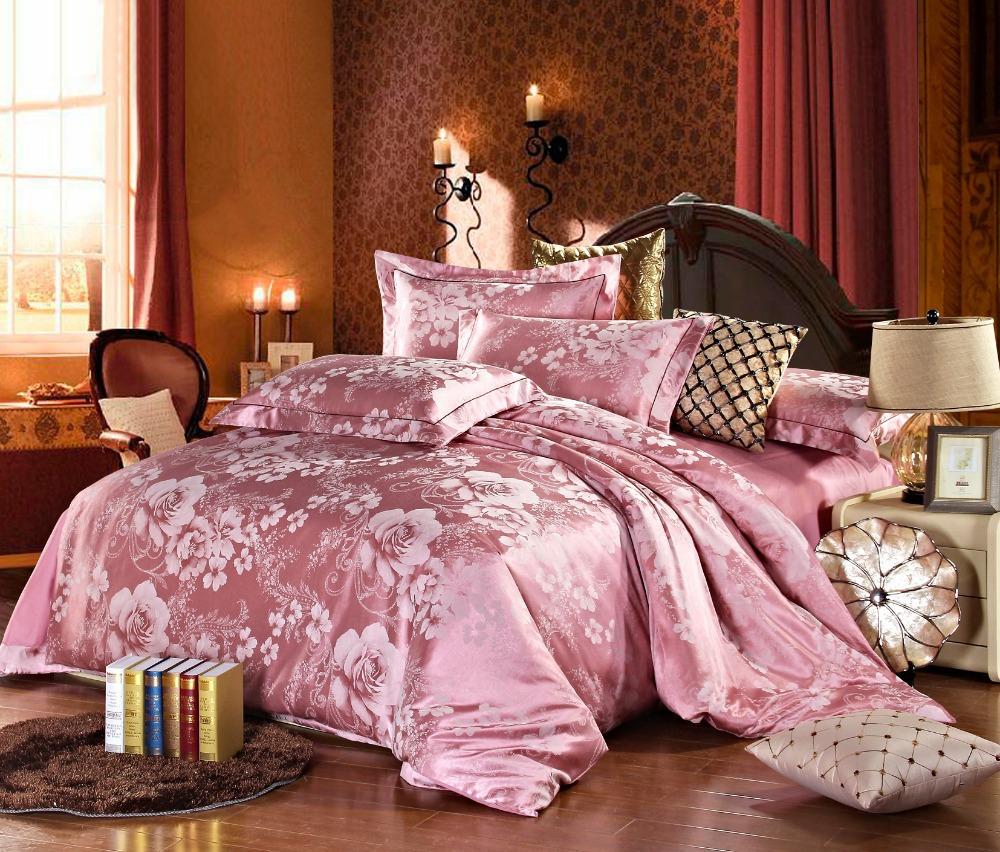 Designer bedding sets discount - Discount Bed Linen 4 Pieces Queen Bed Comforter Sets Discount Luxury