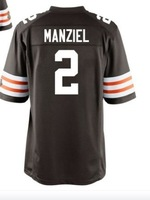 2014 New arrive #2 Johnny Manziel Jersey elite Football Jerseys size 40-56 free shipping