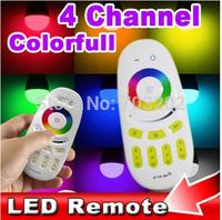 4 channel  2.4G led remote RGBW Wireless RF Remote Controller  2.4g LED RGBW remote controller
