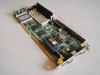 Original Ipc board ap-520 v1.1 586 card full-size card send cpu ram PICMG 1.0