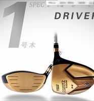 1pcs golf driver graphite shaft with titatium head freeshipping