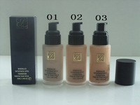 2014 newest arrived brand make up foundation mineralize satinfinish spf15 foundation 50ml+free shipping