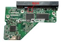 WD HDD PCB circuit board 2060-701640-007 REV A for 3.5 SATA hard drive
