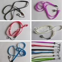 A4 Silica Rope Wholesale Silica Necklace string/Lanyard for ego e-cigarette Silica chain